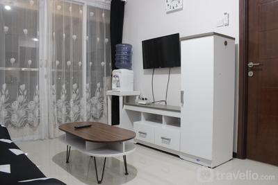 Pleasurable 2BR Apartment at Gateway Pasteur near Exit Toll Pasteur By Travelio