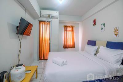 Comfortable and Homey Studio Apartment at Dramaga Tower near IPB By Travelio