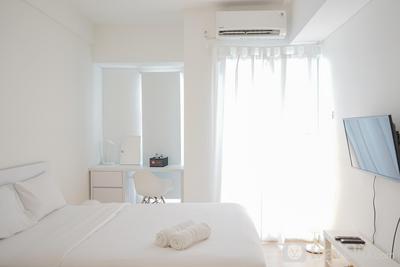Stylish Studio Room at Akasa Pure Living BSD Apartment By Travelio