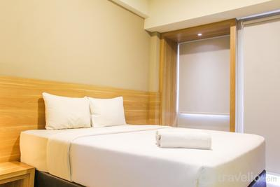 Cozy and Comfortable Studio (No Kitchen) Apartment at Mustika Golf Residence By Travelio