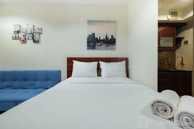 Best Location Studio Apartment @ Grand Kamala Lagoon By Travelio