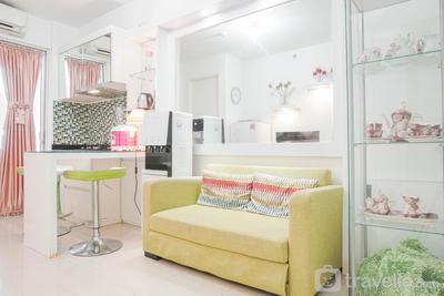 Elegant 2BR at Bassura City Apartment By Travelio