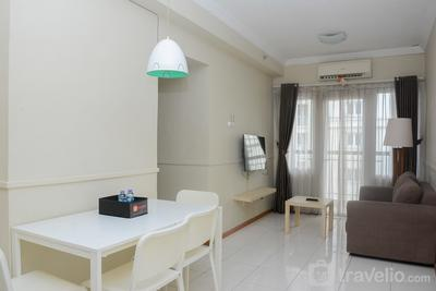 3BR Business Residence at Grand Palace Kemayoran By Travelio