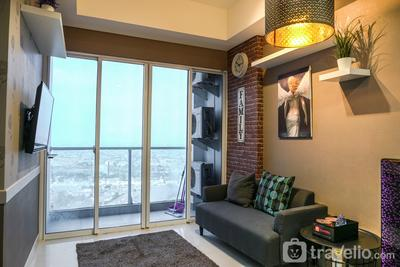 2BR Apartment at Puri Mansion near Puri Indah Mall By Travelio