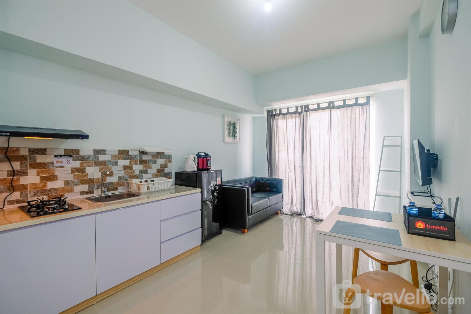 Apartemen Tamansari Mahogany Karawang - Cozy Stay 2BR Tamansari Mahogany Apartment By Travelio
