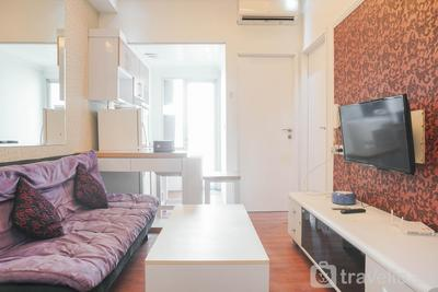 Cozy Living 2BR at Seasons City Apartment near Mall By Travelio