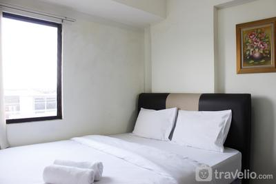 Minimalist 2BR Apartment at Gateway Ahmad Yani By Travelio