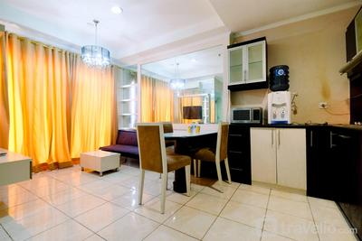 Classic 2BR City Home MOI Apartment By Travelio
