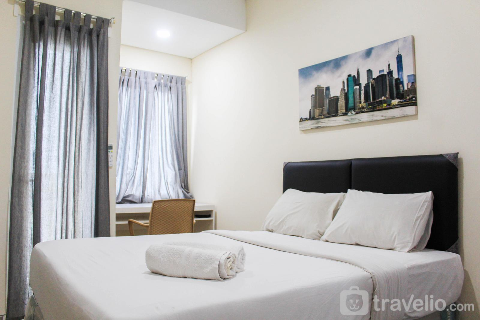 Apartemen B Residence - Cozy and Simply Studio Apartment at B Residence By Travelio