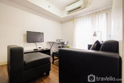 2BR The Wave Apartment near Epicentrum Kuningan By Travelio
