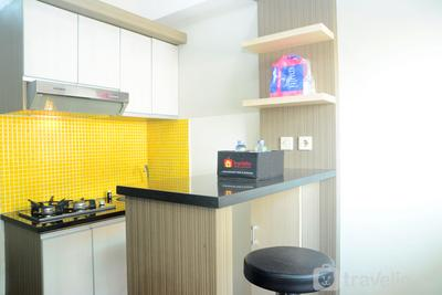 Best Choice 2BR Apartment at Menteng Square By Travelio