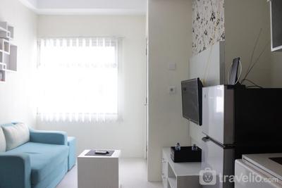 Comfortable 2BR Apartment at Grand Asia Afrika Residence near Alun Alun Bandung By Travelio