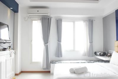 Pleasant Studio Room @ Galeri Ciumbuleuit 2 Apartment By Travelio