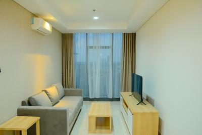 The 11th Floor 2BR L'Avenue Apartment By Travelio