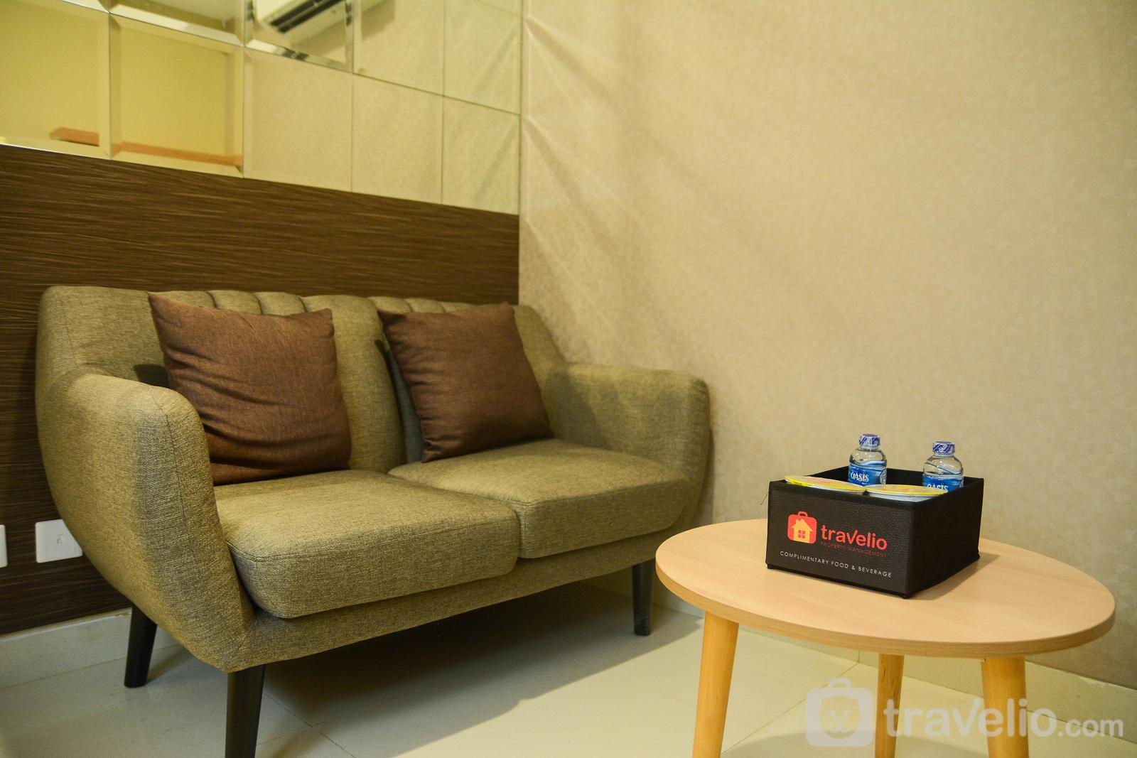 Apartemen The Mansion Kemayoran - 1BR City View The Mansion Apartment at Dukuh Golf Kemayoran By Travelio