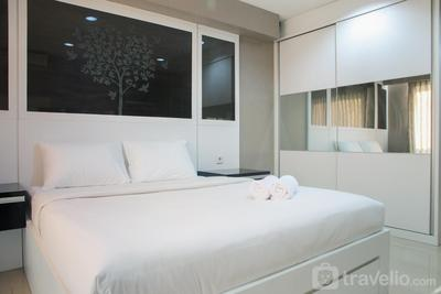 Cozy Studio Room Tamansari The Hive Cawang Apartment By Travelio