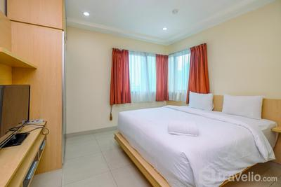 Stylish Comfy 1BR Apartment at Sahid Sudirman Residence By Travelio