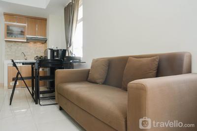 Comfy 2BR Apartment @ Springlake Summarecon By Travelio