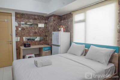 Comfy Studio Apartment at Educity By Travelio