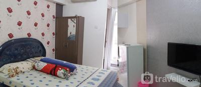 Comfort Studio Room 20th Floor at Green Bay Pluit Apartment