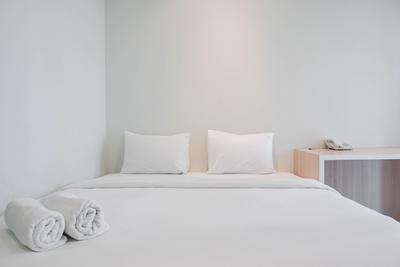 Stylish and Strategic Studio at Puri Mansion Apartment By Travelio