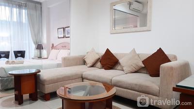 Bright & Trendy 1BR Dago Suites Apartment near ITB By Travelio