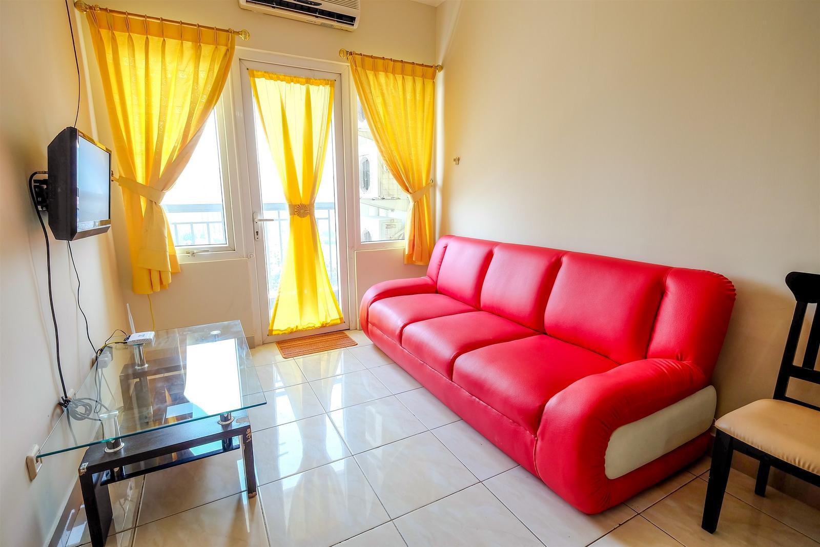 Apartemen Grand Palace Kemayoran - Simple in Style 2 BR Grand Palace Kemayoran Apartment By Travelio