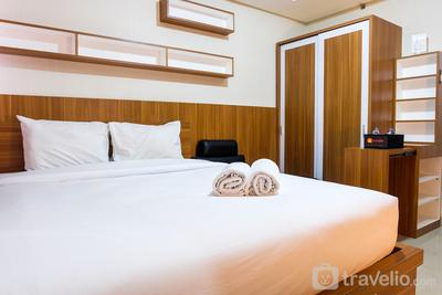 Deluxe Studio Kebayoran Icon Private Residence By Travelio