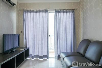 Strategic for 4 Pax 2BR City Home Apartment near MOI By Travelio