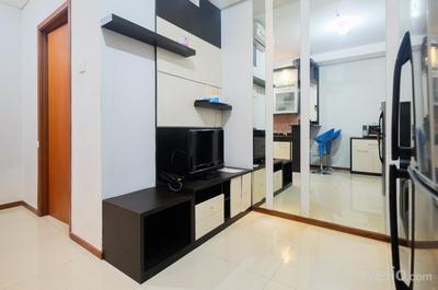 Affordable 1BR Apartment at Thamrin Residence By Travelio