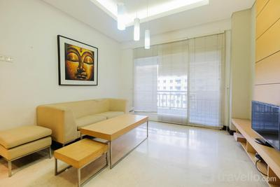 Spacious and Cozy 3BR Poins Square Apartment By Travelio