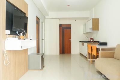 Minimalist 2BR Apartment at Gunawangsa Merr By Travelio