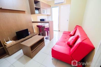 Homey 2BR Apartment Green Palace Kalibata By Travelio