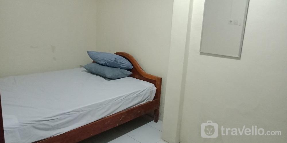 Traveler Room at Gandrung City Hostel