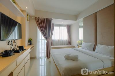 Exclusive Studio at The Oasis Cikarang Apartment By Travelio