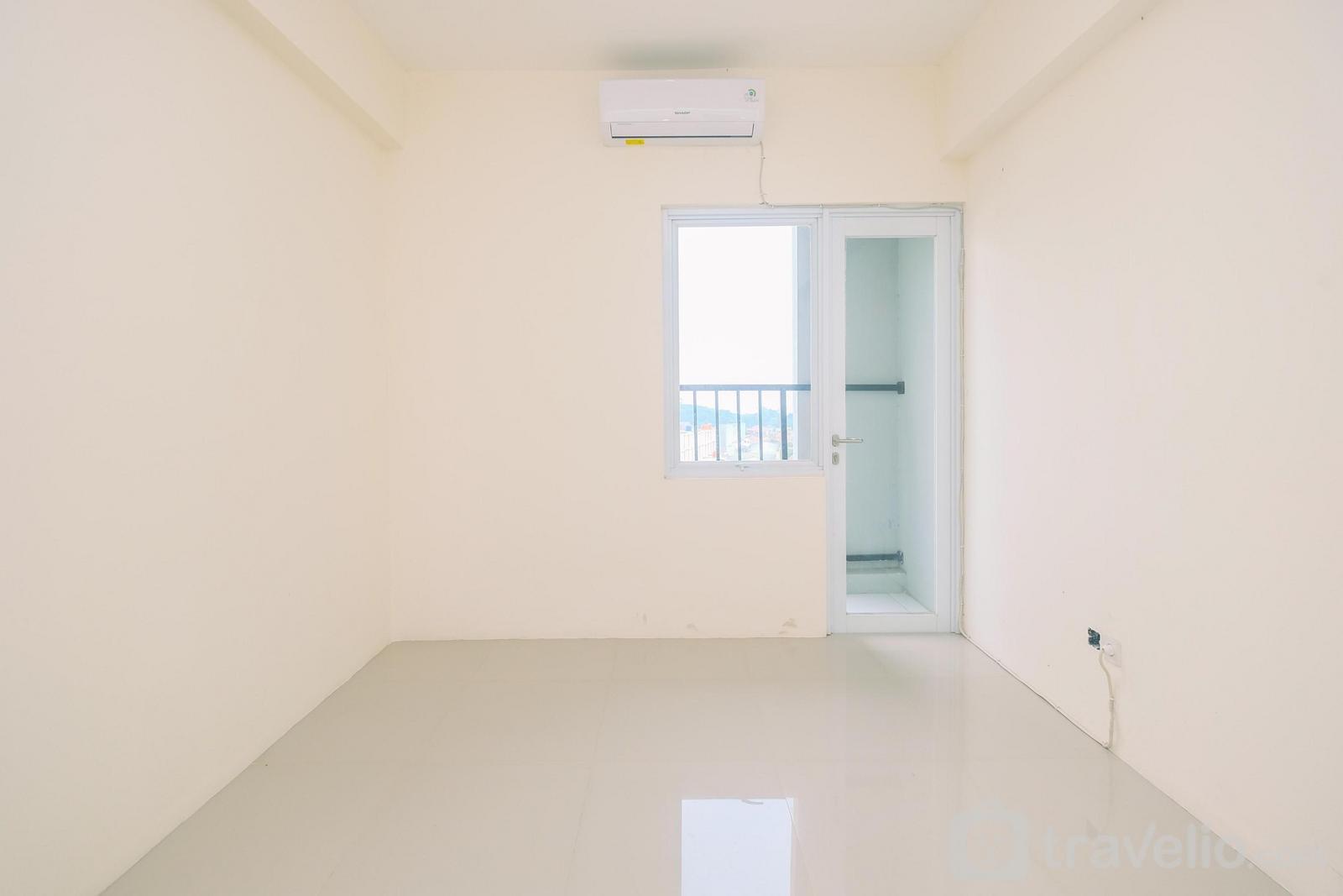 Apartemen Bogorienze - Studio Unfurnished at 8th with AC @ Bogorienze Resort Apartment By Travelio