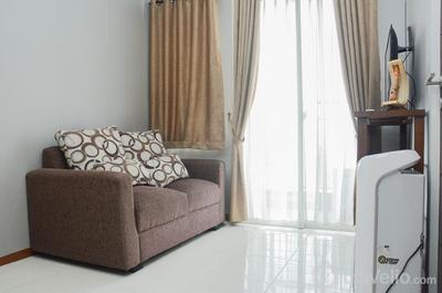 2BR Taman Melati Apartment near Universitas Indonesia By Travelio