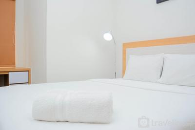 Cozy 2BR at Springlake Summarecon Bekasi Apartment By Travelio