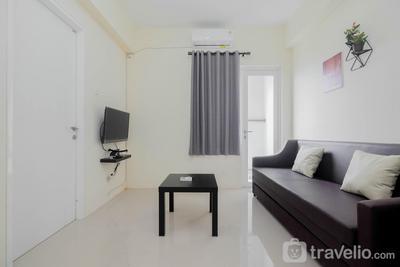 Cozy 2BR Bogorienze Resort Apartment near Nirwana Residence By Travelio