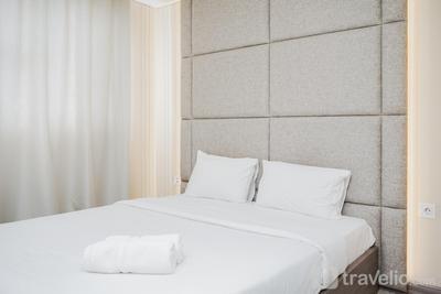 Modern Classic Studio Room Bintaro Icon Apartment By Travelio