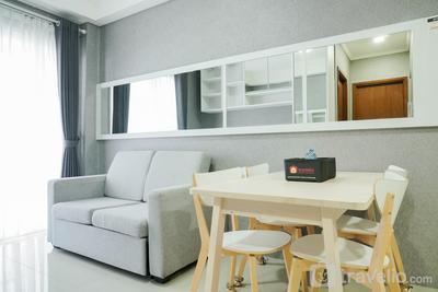 Cozy 2BR Signature Park Grande Apartment By Travelio