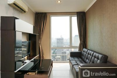 Strategic and Best 3BR Apartment at FX Residence By Travelio