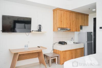 Comfy Studio with Modern Design Paramount Skyline Apartment By Travelio