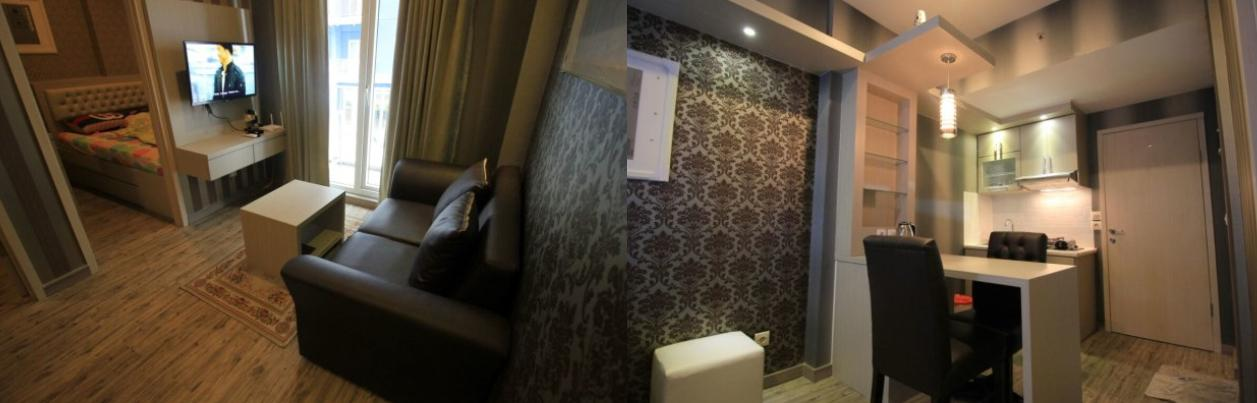 Grand Center Point Bekasi - 2 Bedroom With Water Heater@ Grand Center Point Apartment Bekasi By Rosani