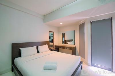 Elegant and Comfy Studio Apartment Tamansari Sudirman By Travelio