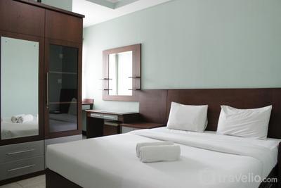 Spacious 2BR Galeri Ciumbuleuit Apartment near Parahyangan University By Travelio