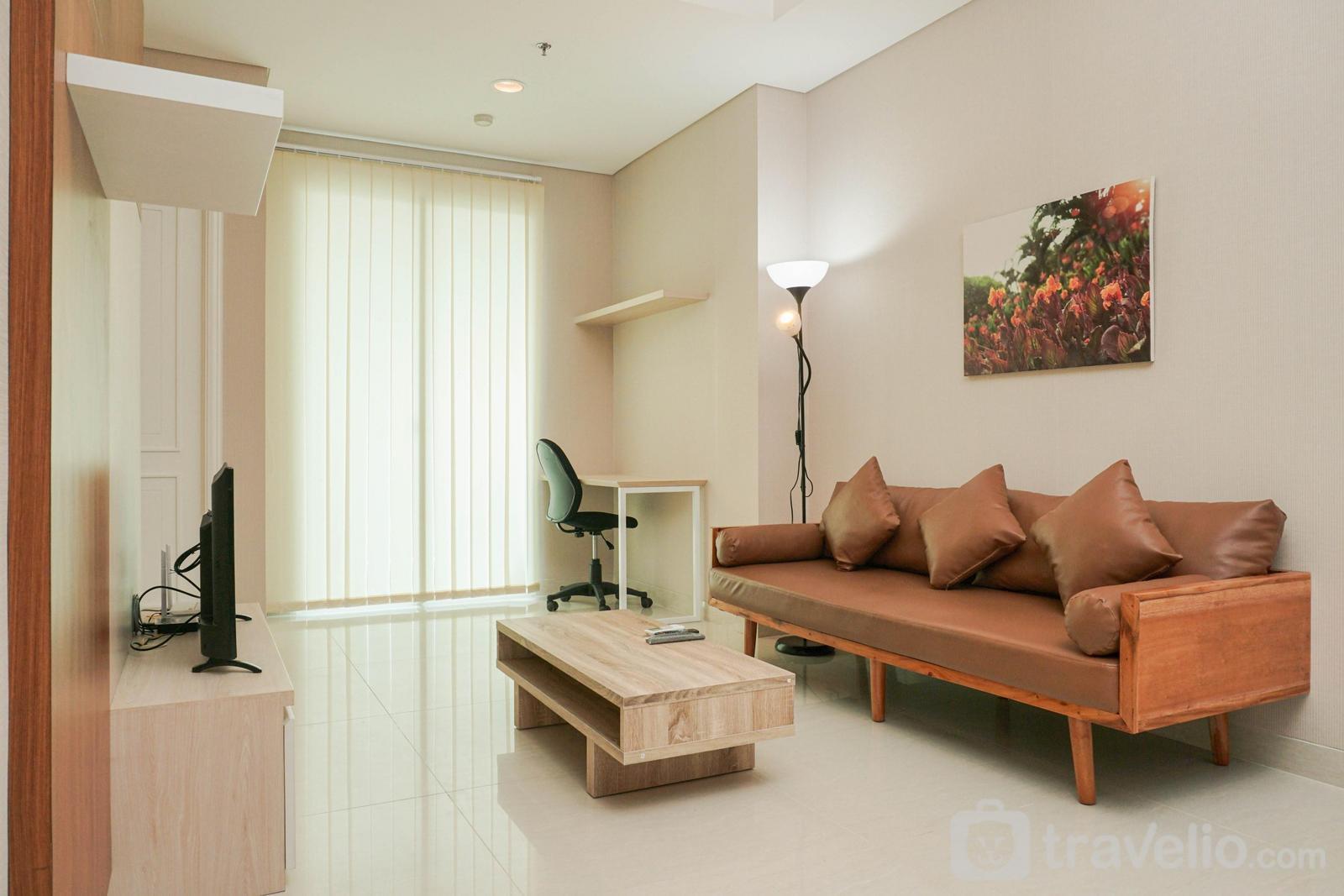 Apartemen Grand Madison - Fabulous and Strategic 2BR Grand Madison Apartment By Travelio