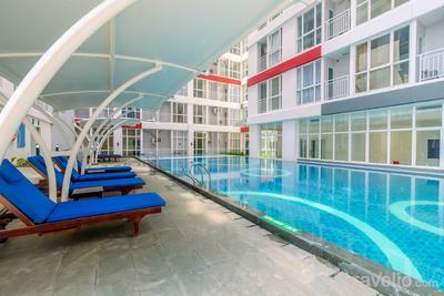 Minimalist Studio Apartment at Grand Taman Melati Margonda 2 near UI By Travelio