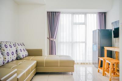 Simply and Homey 1BR Apartment at M Town Residence By Travelio