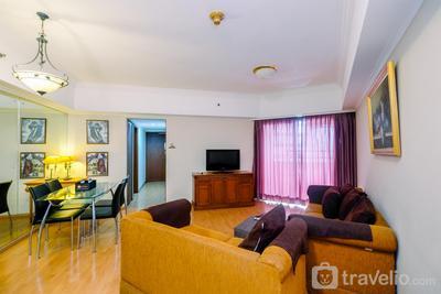 Luxury 3BR Apartment at Sudirman Tower Condominium By Travelio